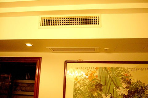 Adjustable Double Deflection Air Grille