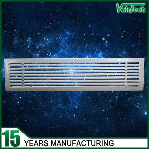 linear bar grille-aluminum bar grille-supply bar air grille-bar grille supplier