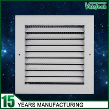 Middle East type fixed air grille, return air grille, aluminum air grille