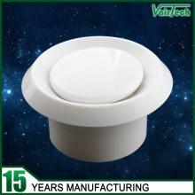 Plastic Disc Air Valve,plastic air valve,air conditioning disc air valve