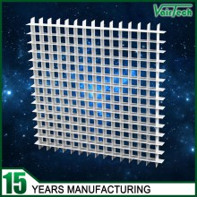Eggcrate Core grille ,aluminum cube core return air grille,aluminum sheet eggcrate return air grille