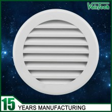 round air grille, return air grille, aluminum air grille factory in Foshan