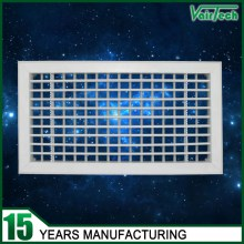 Plastic Double Deflection Air grille,plastic air grille , air conditioning double deflection air grille