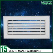 supply air grille, supply linear bar air grille, plastic supply linear bar air grille supplier in China