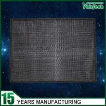 Galvanized Steel Wire Frame Nylon Net Air Filter