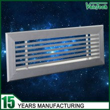 Anodized floor air grille, floor vent, aluminum floor air grille supplier in China
