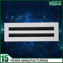 Linear Slot Air Grille (20mm slot), aluminum alloy