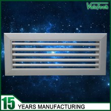 Single Deflection Air Grille, supply air grille, adjustable air grille, aluminum air grille
